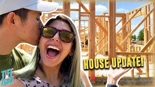 Started Building Our House!