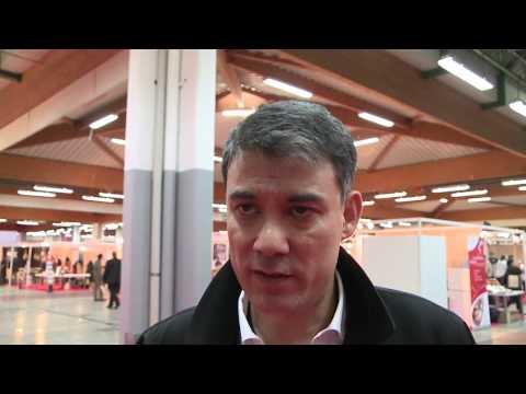 Olivier Faure au congrès de Toulouse