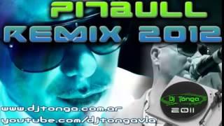 ▶ DJ TONGA PITBULL Remix MIX 2012