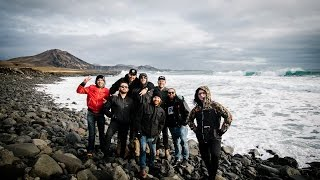 Skrillex Iceland