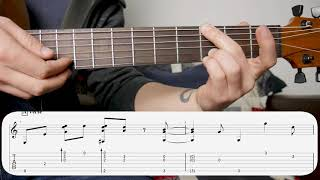 Learn to Play - Shallow (Lady Gaga, Bradley Cooper) - Fingerstyle Guitar Tutorial Video