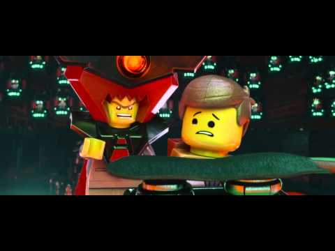"The LEGO Movie - ""Vitruvius' Death"" Clip"