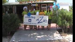 CAMPING AZUL LIPDUB 2011