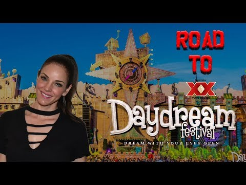 ROAD TO DAYDREAM | REGALO BOLETOS