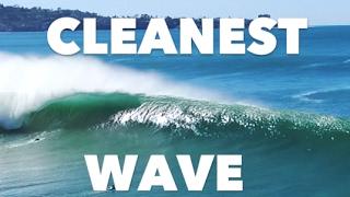 clean surf at blacks beach dji drone 4k january 27 2017