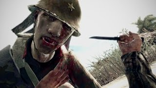 Call of Duty World at War Campaign Mission Gameplay Veteran