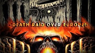 "GRAVE & MALEVOLENT CREATION - ""Death Raid Over Europe"" Tour 2015 - BULGARIA"