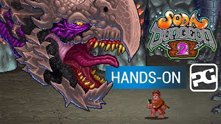 SODA DUNGEON 2 (iPhone, iPad, Android) | Gameplay