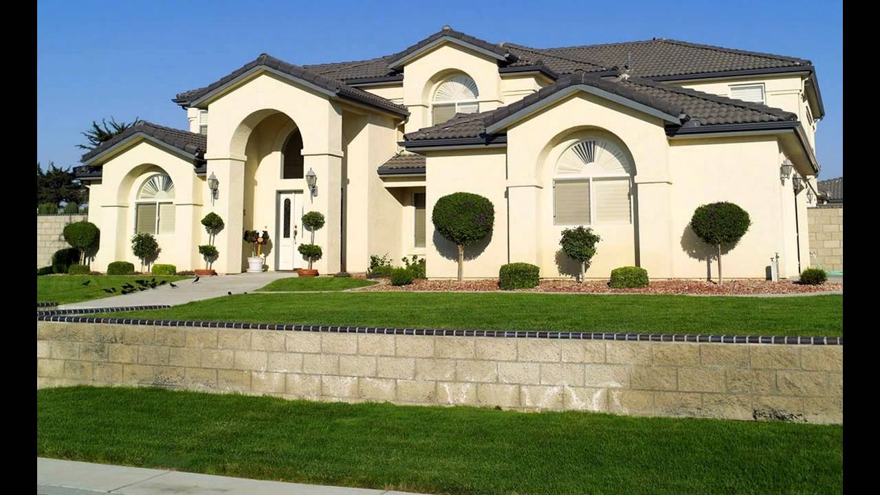 Exterior Paint Colors For Stucco Homes Exterior Paint: Stucco House Paint Colors