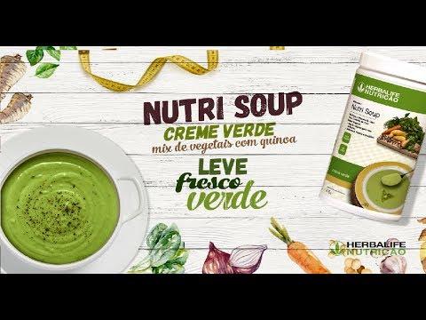 Nutri Soup Creme Verde | Leve, Fresco, Verde