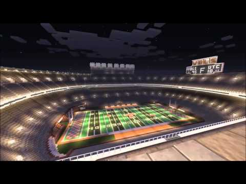 Neyland Stadium - Minecraft Creative Build