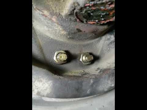Как развести колодки на газ 3309