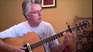 If you could read my mind - Gordon Lightfoot guitar lesson