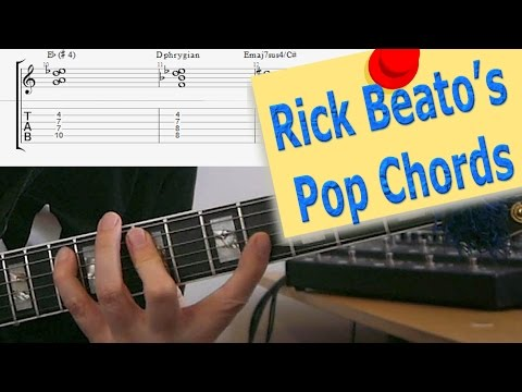 Rick Beato's Pop Chords - Guitar Lesson