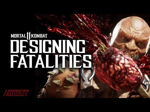 Designing Mortal Kombat Fatalities with Ed Boon