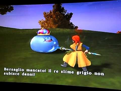Dragon Quest 8 How To Kill King Metal Slime