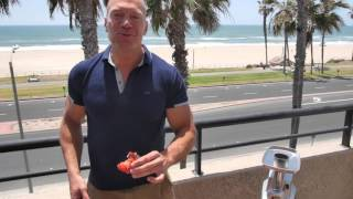 5 главных правил сжигания жира. Барбекю в Калифорнии.