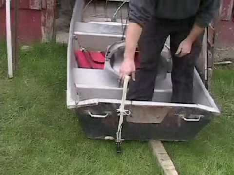fish finder transducer installation quick release - youtube, Fish Finder