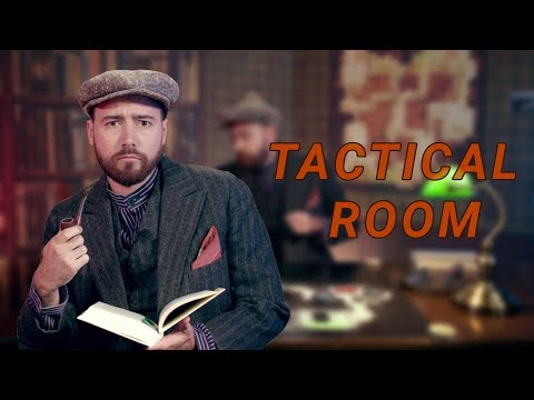 Tactical Room #1 - With SPUNJ
