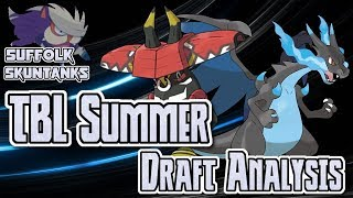 A TEAM OF LEGENDS!! TBL Summer League Draft Analysis