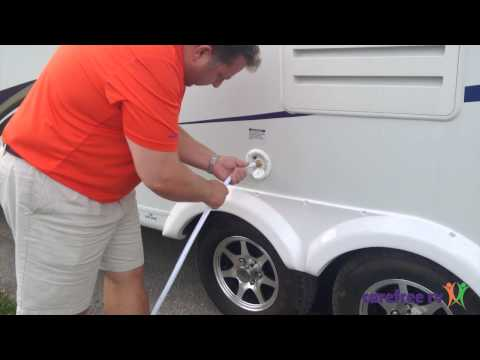 How to Connect Water at an RV Site
