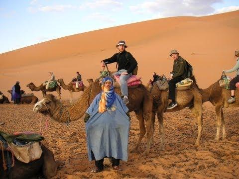 Tom's Travels: Tom & Dave's Morocco Hitch 2004 [Full film]