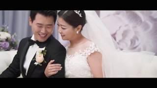 웨딩촬영DVD 안동 리첼호텔 정재식&송지아 커플