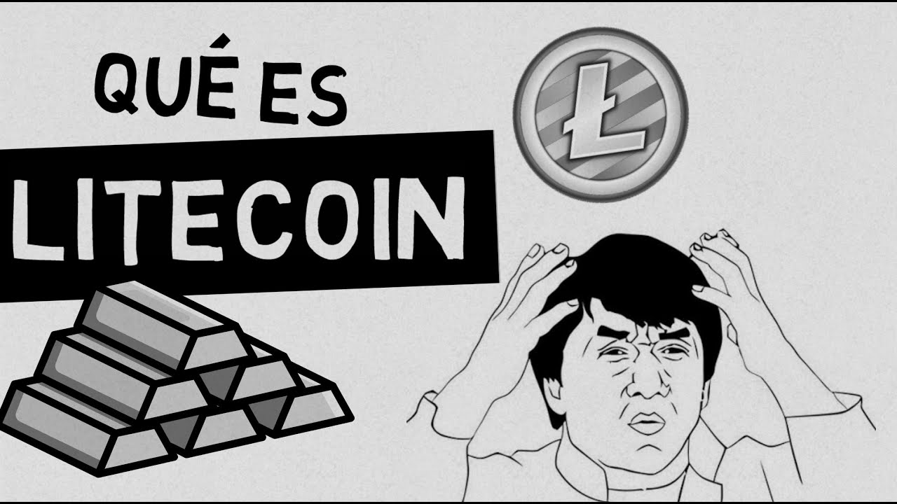 🤑 Qué es LITECOIN   Explicación animada: ¿cómo funciona?   LITECOIN vs BITCOIN en Español
