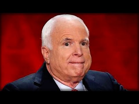 JOHN MCCAIN GOES INSANE! HE IS REALLY GOING TO REGRET WHAT HE SAID ABOUT TRUMP