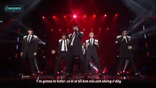 VIETSUB INSANE Acoustic ver BTOB 2nd Concert 39 Born To Beat Time 39