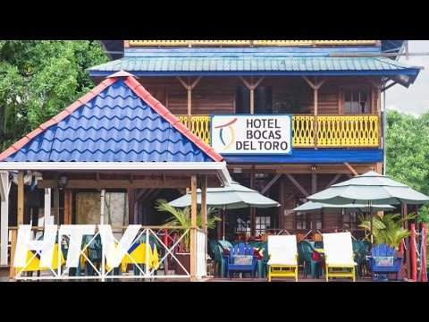Hotel Bocas del Toro en Bocas Town, Bocas del Toro