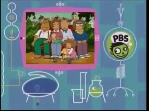 pbs kids next arthur 2001 youtube