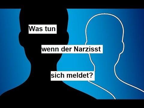 Nach trennung mehr meldet nicht sich narzisst Narzisstische Wut: