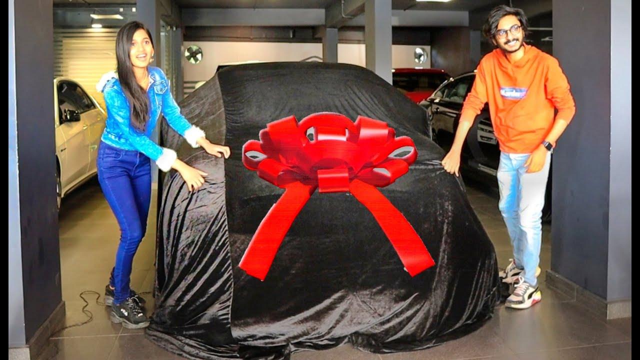 ഞങ്ങളുടെ പുതിയ CAR UNBOXING 🤩 MY SUPER CAR VIDEO l UNBOXINGDUDE l