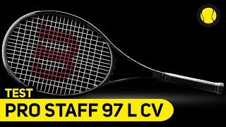 Wilson Pro Staff 97 L Countervail | Racket Test | Tennis-Point