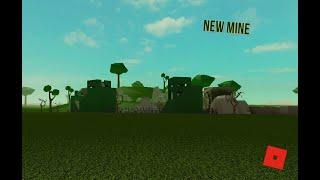 New Mine! | Roblox Death Zone