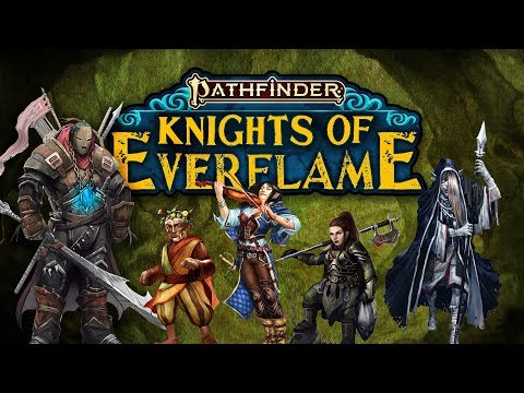 Pathfinder: Knights of Everflame - Join the Adventure Now!