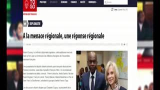 INSTITUTION EN  LIGNE AFRIQUE    DU   22 01 2015