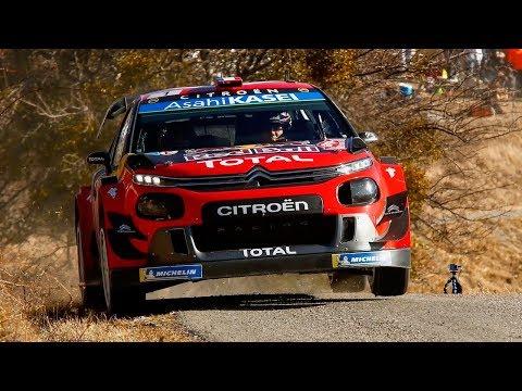 Ogier volvió a Citroen con triunfo en el Rally de Montecarlo - WRC