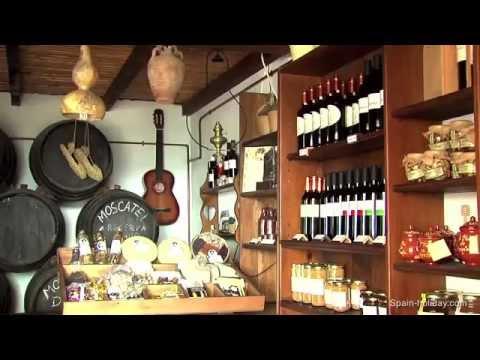 Nerja, Spain   Travel guide video