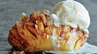 Hasselback Baked Apples  Wow!  Cooking Light