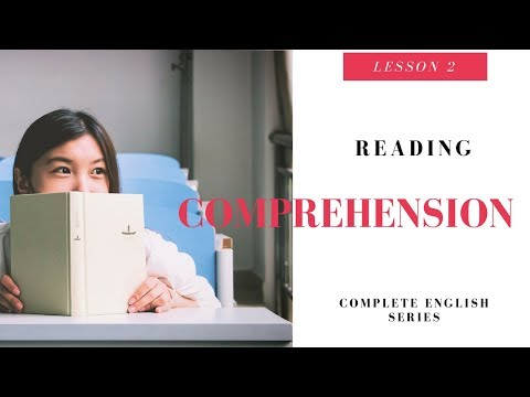 Complete English Lesson 2 Reading Comprehension