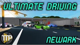 Roblox: ULTIMATE DRIVING - NEWARK (Robux Giveaways) - Livestream