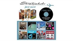 "Los Straitjackets - ""Brooklyn Slide"" From Their New Jet Set 7"" Box Set"