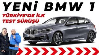 YENİ BMW 1 SERİSİ / Türkiye'de ilk test sürüşü