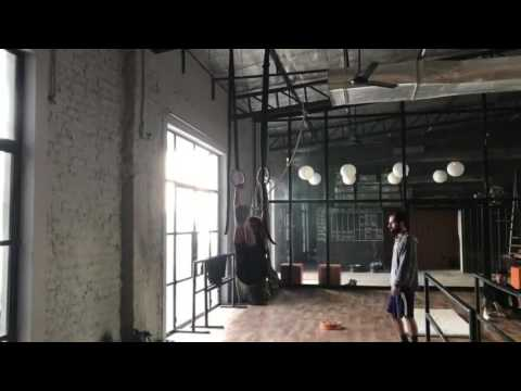THE CREATOZ PROFESSIONAL GYMNASTICS PROGRAM SHOWREELconditioning  at BIG DANCE ARENA