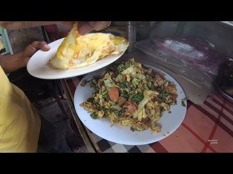 Indonesia Makassar Street Food 2398 Crazy Fried Rice Nasi Goreng Gila Gaul Mas Arjun
