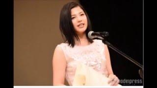 E-girlsのメンバーで女優としても活躍する石井杏奈が「第58回ブルーリボ...