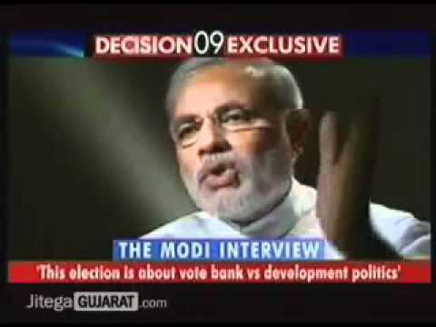 The Narendra Modi Interview on Times Now (full)
