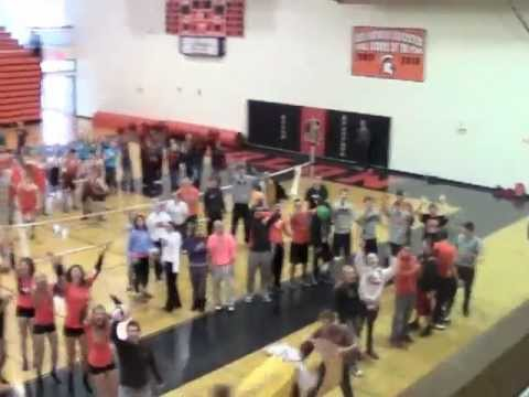 Solon High School Lipdub 2013